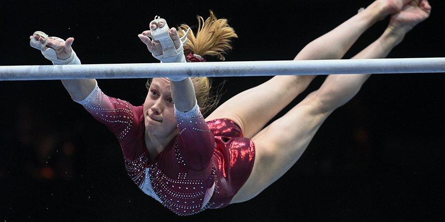 Виктория Листунова — о дебютных Играх: «Думала, что меня даже сильнее будет колбасить»