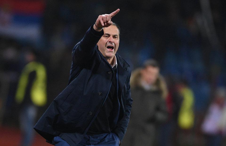 Миодраг Божович: «Самарская область достойна лучшей команды»