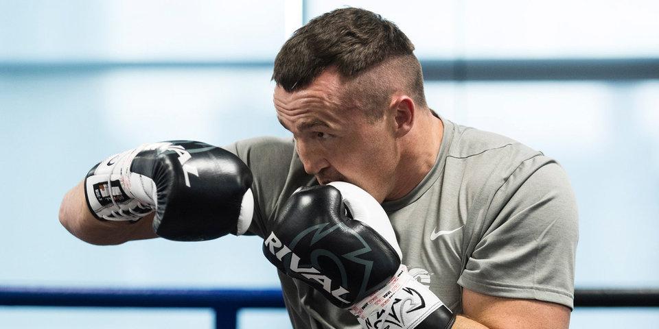 Лебедев провел открытую тренировку в Екатеринбурге