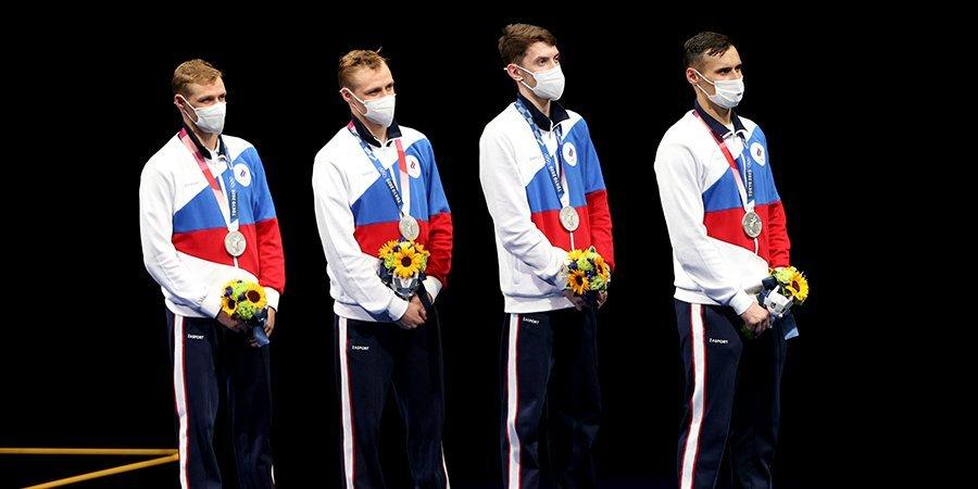 «С чего вдруг укол, который мы наносим, забирают? Может, потому, что у нас семь медалей?» Огненное интервью главного тренера фехтовальщиков