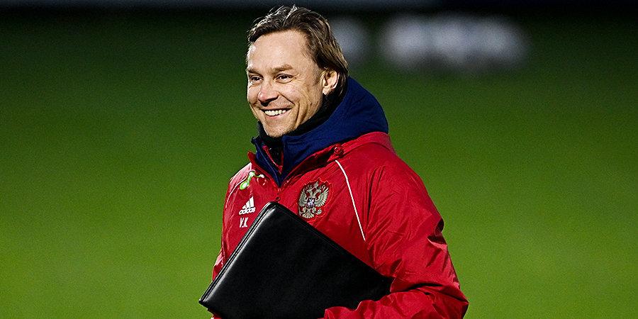 Валерий Баринов: «На вопросы о сборной России хочется отвечать словами Тютчева»