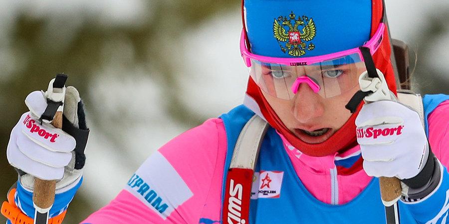 Российские биатлонисты установили антирекорд по числу гонок без медалей на этапах Кубка мира