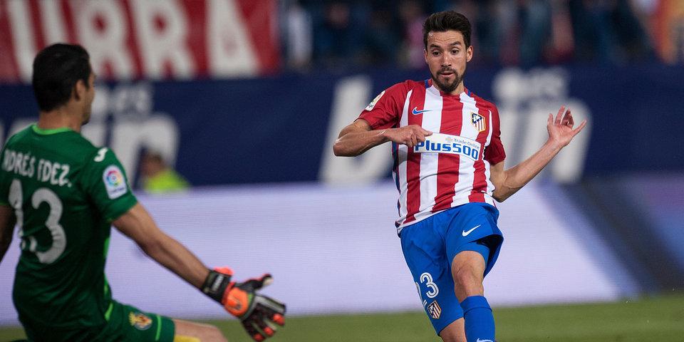 «Атлетико» отказал «Зениту» в трансфере Гайтана