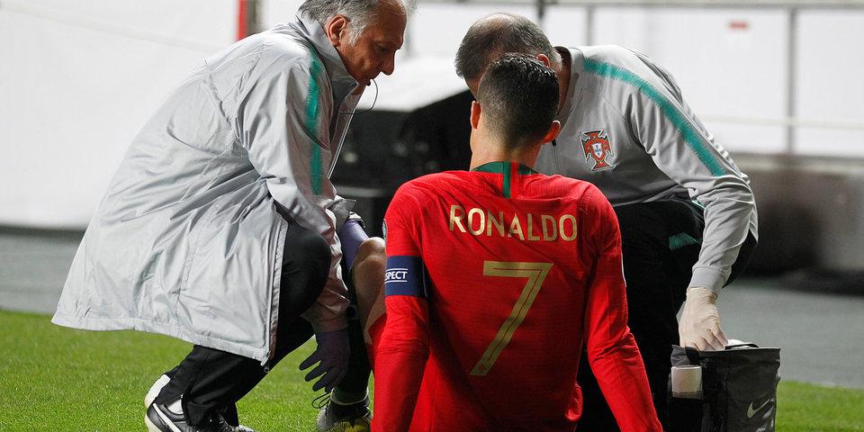 Роналду получил травму, Украина вырвала победу у Люксембурга на 90-й минуте, Франция уничтожила Исландию. Главное в отборе Евро-2020