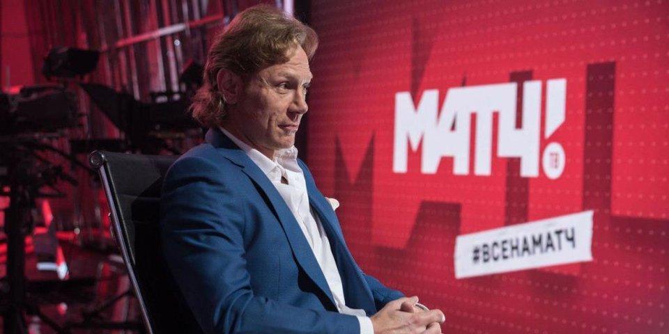 Валерий Карпин: «Я работал и продолжаю работать на «Матч ТВ»