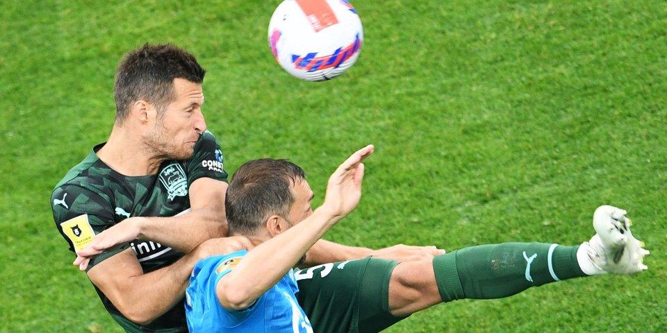 Урош Спаич — в эфире «Матч ТВ»: «Честно, до этого я не знал о правиле, из-за которого отменили наш гол»