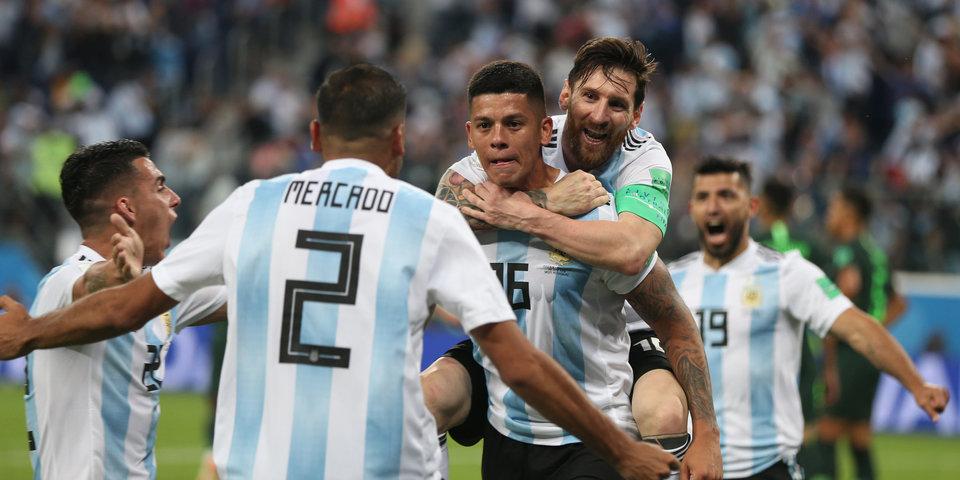 Эмилиано Ригони: «Когда болели за Аргентину, прыгали по кроватям как дети»