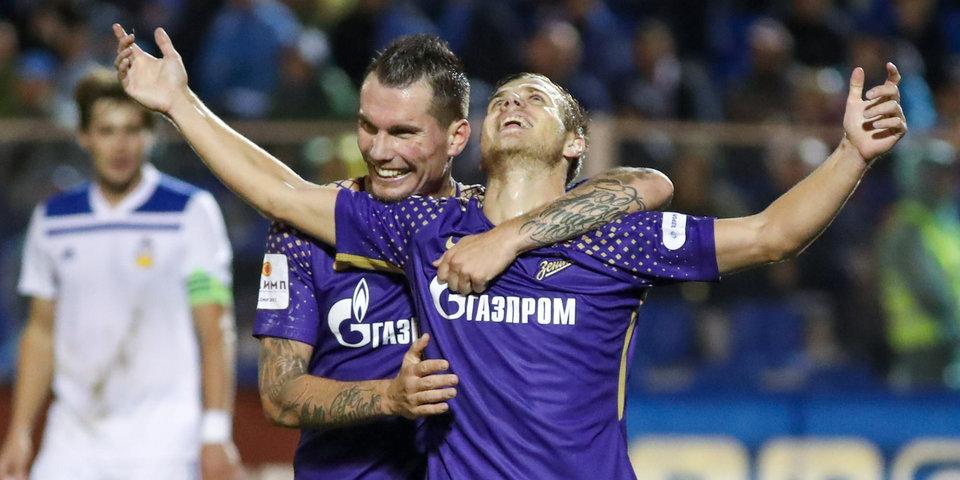 Матч Лиги Европы между «Зенитом» и «Славией» пройдет под закрытой крышей