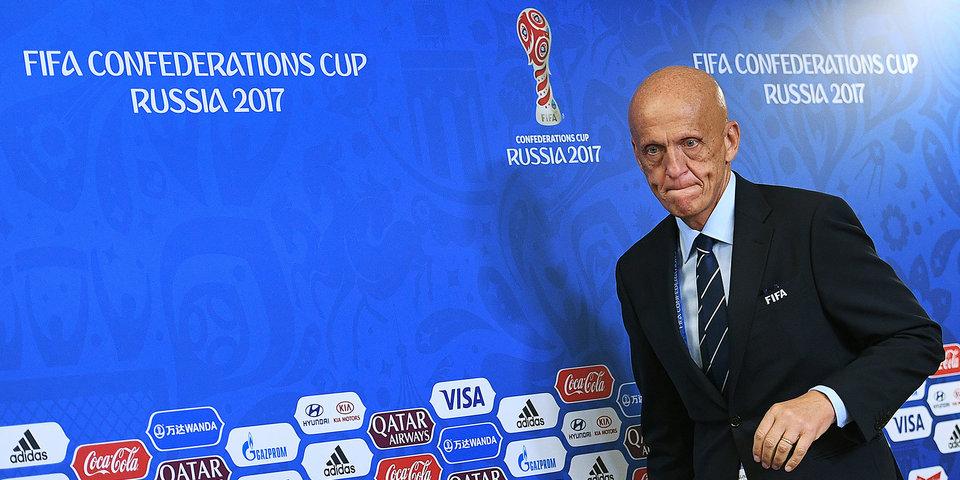 Пьерлуиджи Коллина: «Главная задача ФИФА —  достичь выручки в 12 миллиардов долларов в 2026 году»