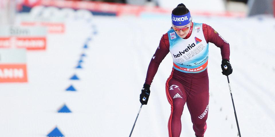 Определен состав российских лыжниц на олимпийскую эстафету