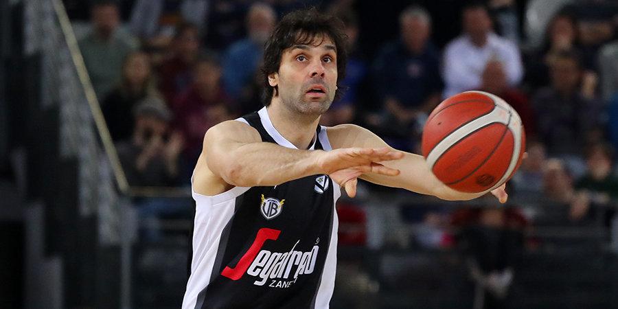 Коронавирус добрался до баскетбола. Уже пострадали УНИКС и Теодосич, ЦСКА пока держится