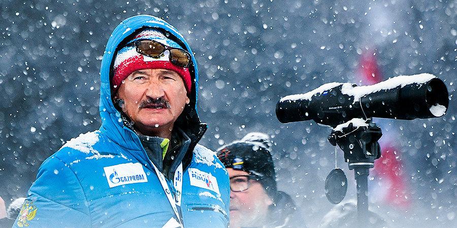 Хованцев отреагировал на возможное упразднение должности главного тренера сборной России