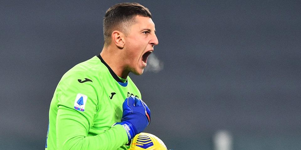 Вратарь «Аталанты» Голлини — лучший голкипер Серии А в сезоне-2019/20