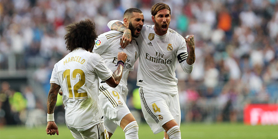 «Реал» едва не упустил победу над «Леванте», выигрывая 3:0