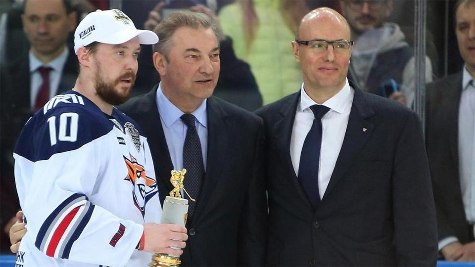 Владислав Третьяк: «Мы стесняемся пропагандировать наших олимпийских чемпионов»