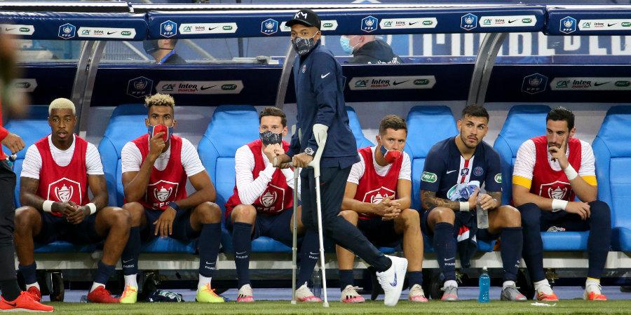 «ПСЖ» — топ без Мбаппе? 4 серьезные причины включить сегодня финал против «Лиона» (+1 не очень серьезная)