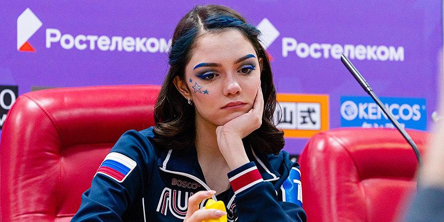 Авербух сообщил, что Медведева сыграет главную роль в его шоу. Фигуристка опровергла
