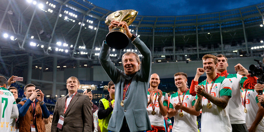 Семина и Миранчуков не остановил даже Мурило. Суперфутбол принес Суперкубок супер-«Локомотиву»