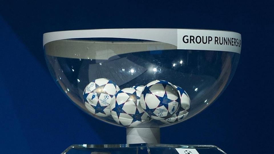 Стали известны все пары первого и второго раундов Лиги чемпионов-2017/18