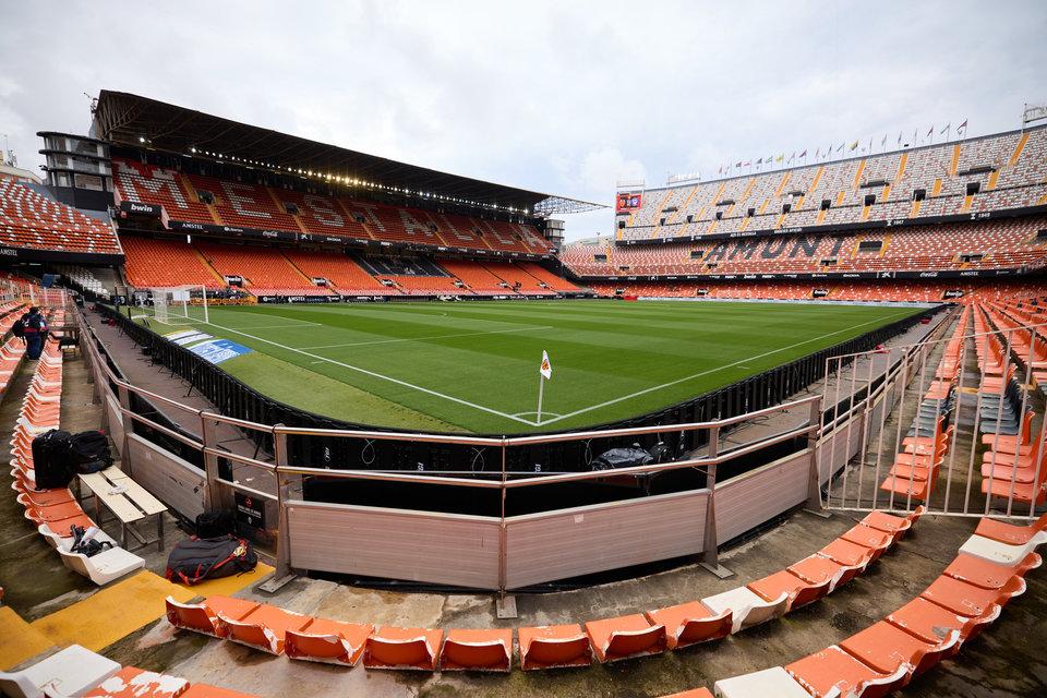 «Валенсия» может пригласить на должность главного тренера специалиста из «Хетафе»