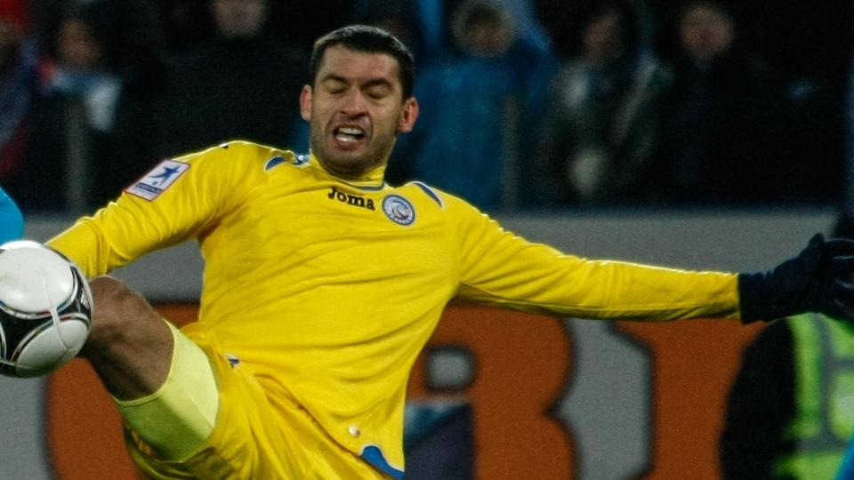 Гацкан спас «Ростов» от поражения в Екатеринбурге