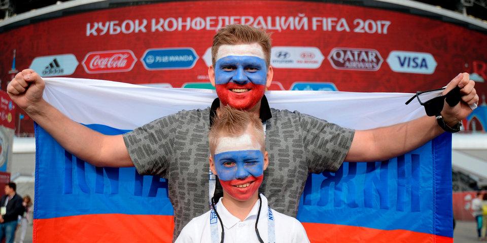 Кубок конфедераций на «Матч ТВ» посмотрели 24 миллиона россиян