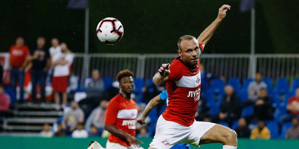 Глушаков забивает в двух матчах подряд: он снова в порядке? Разбираем (с видео)