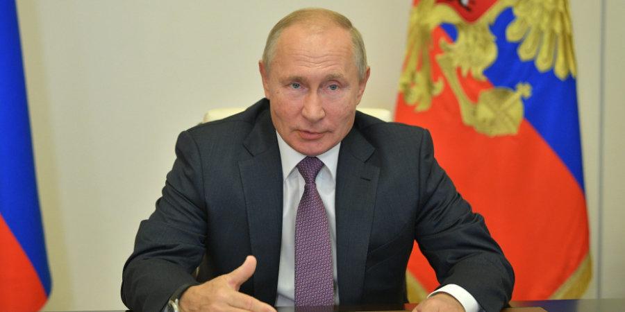 Владимир Путин — паралимпийцам: «Мы все очень гордимся вами и желаем только побед. Уверен, в сердце у вас будут флаг и гимн России»