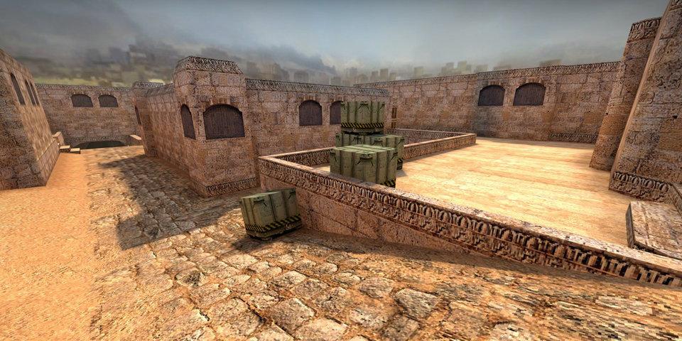 В CS:GO удалили классический Dust 2 из обычного режима игры