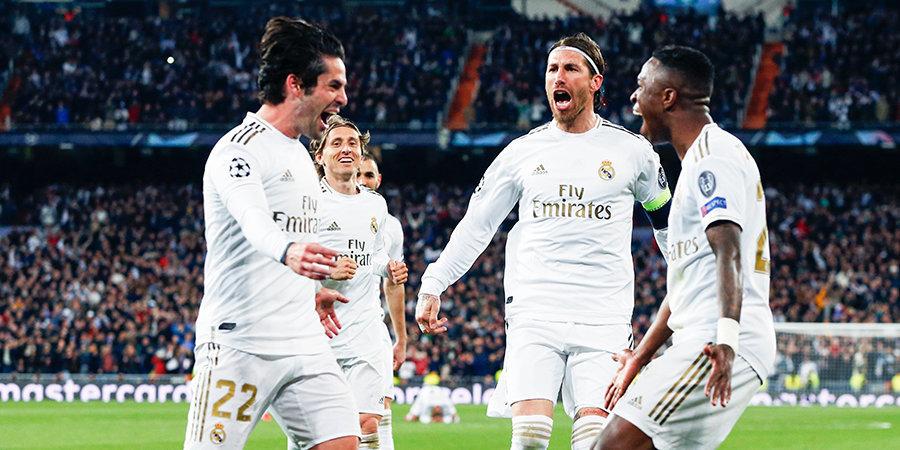 5 причин, почему фаворит в Ла Лиге — «Реал», а не «Барселона»