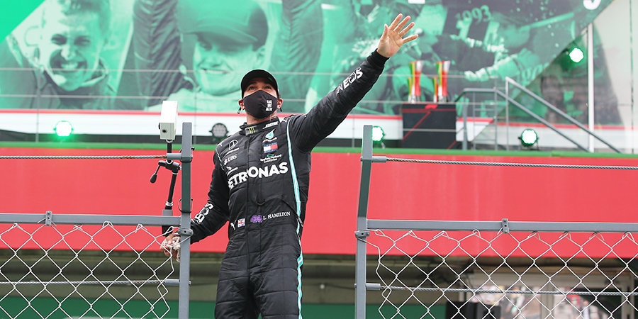 «Даже и не мечтал, что достигну такого успеха». Хэмилтон — о рекорде по числу побед в «Формуле-1»