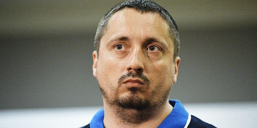 ФИФА дисквалифицировала на два года экс-члена исполкома РФС Шпрыгина