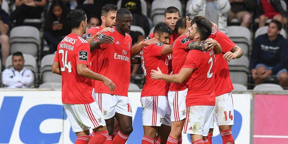 «Бенфика» выбила  «Галатасарай» из Лиги Европы