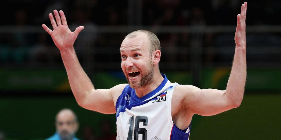 Российские волейболисты в матче с Тунисом установили рекорд чемпионатов мира