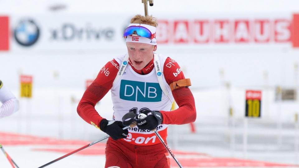 Бё был быстрейшим в гонке преследования, Бабиков — 4-й