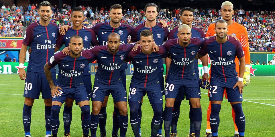 «ПСЖ» обыграл «Рому» в матче Международного кубка чемпионов