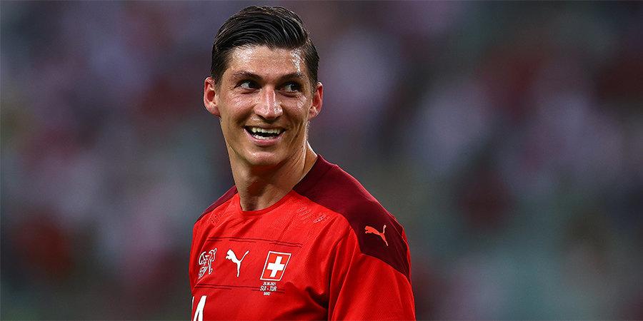 Цубер стал третьим футболистом в истории Евро, отдавшим 3 голевые передачи в одном матче