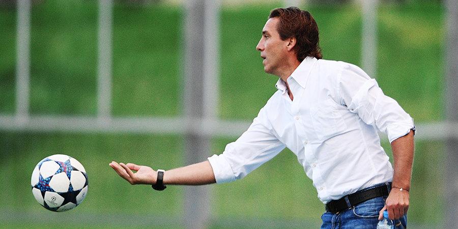 Сергей Юран: «Будем с руководством решать, кто войдет в тренерский штаб. У каждого специалиста есть свои люди»