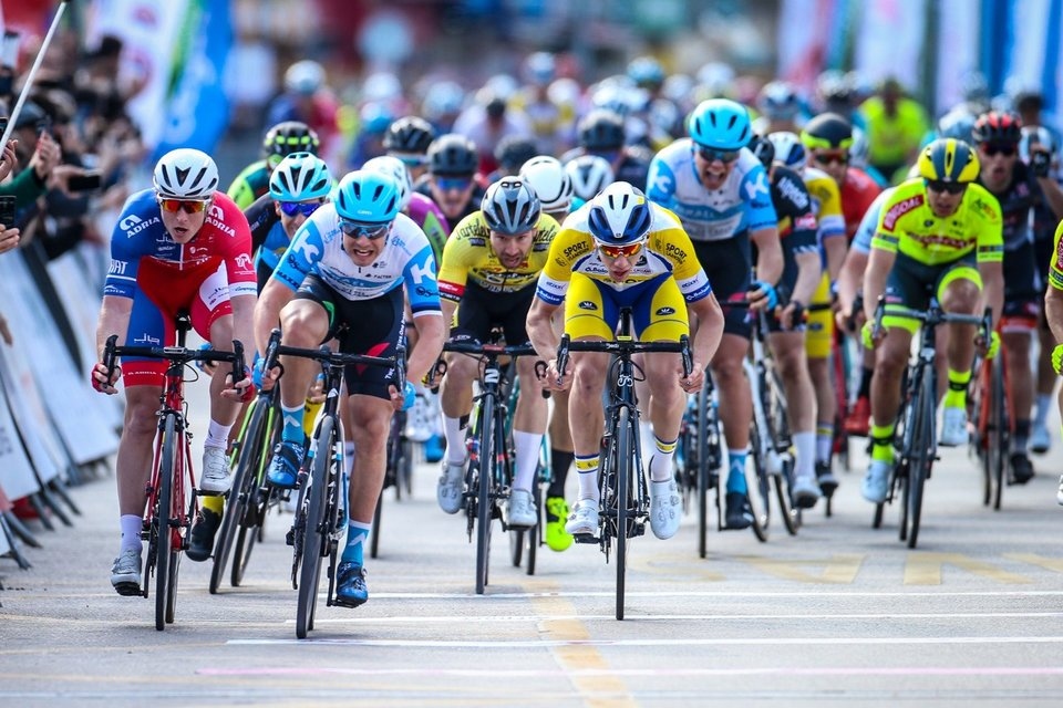 Чемпионат России по велоспорту на шоссе перенесен с июня на конец августа