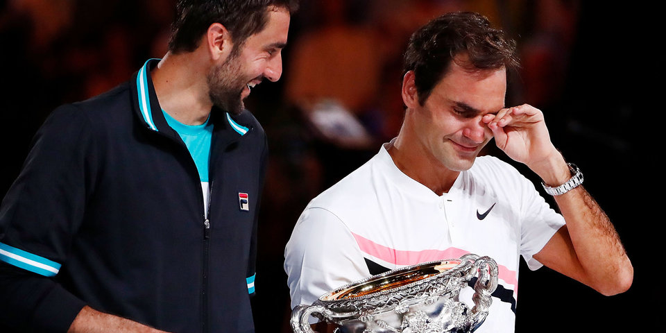 Роджер Федерер: «Андерсон играл здорово и добился желаемого»