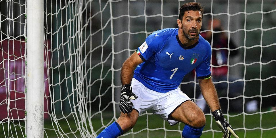 Кошмар Италии в игре с Македонией. Она может не попасть на ЧМ