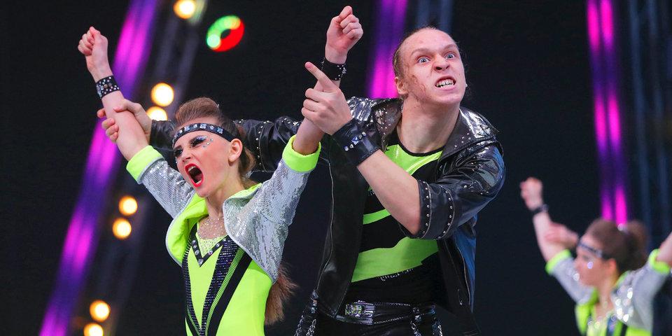 Выше, смелее, ритмичнее. Акробатический рок-н-ролл – в Москве