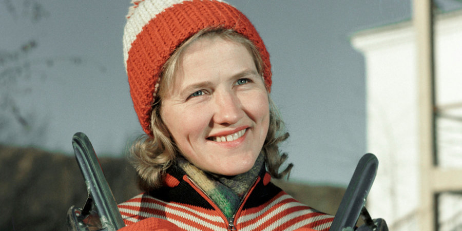 Шестикратной олимпийской чемпионке Лидии Скобликовой — 80! Вспоминаем мгновения больших побед