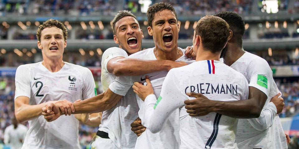 Франция - самая сильная команда ЧМ-2018. Остановить ее может только одно