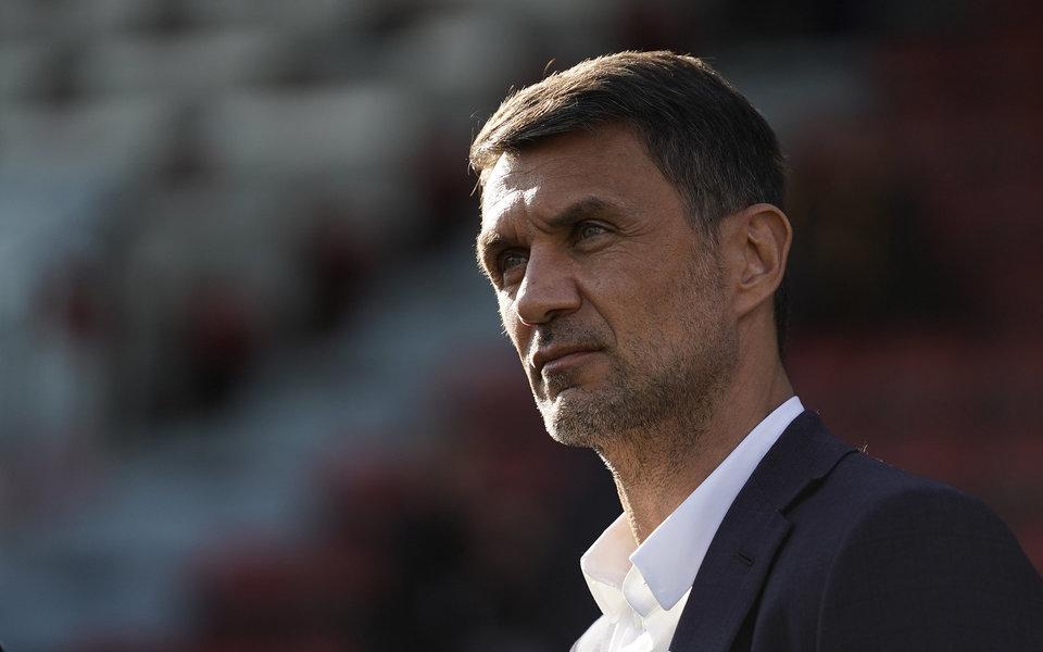 Паоло Мальдини: «Милан» может подписать новых игроков в январе»