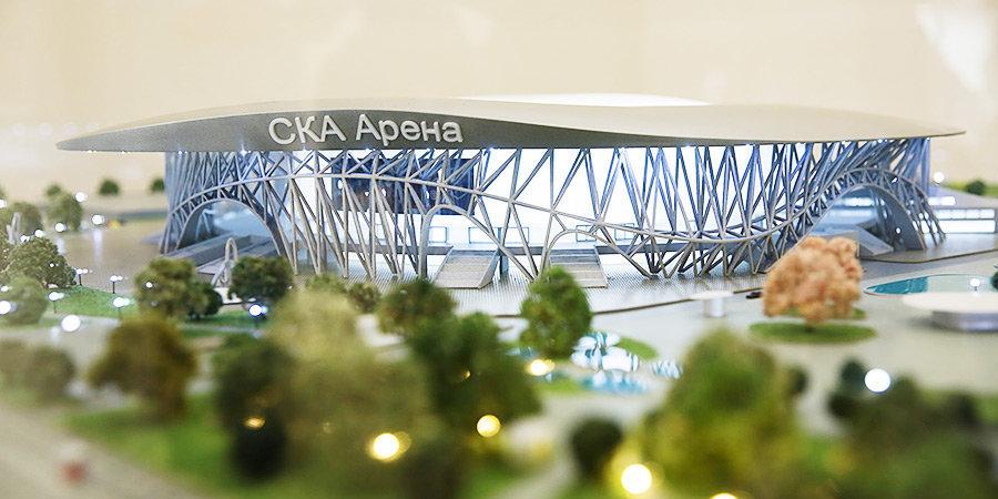 Капризов может в одиночку содержать «СКА Арену». 23 факта о грандиозной новостройке в Питере