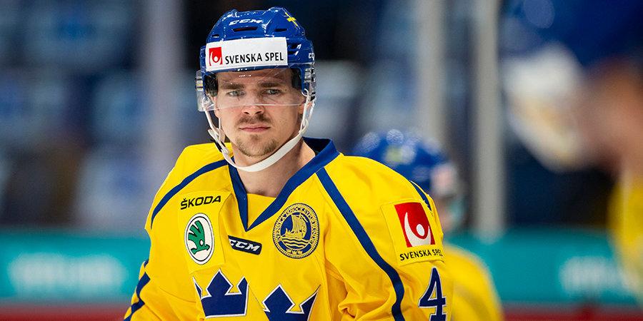 Шведский защитник Юсе покинет «Спартак»