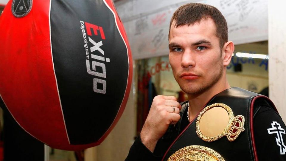 Дмитрий Чудинов будет секундировать в углу Журавского во время боя 10 августа