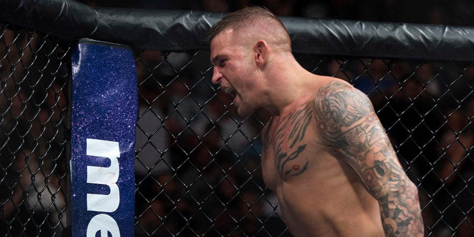 Порье победил Холлоуэя и завоевал титул временного чемпиона UFC в легком весе. Следующий соперник — Хабиб