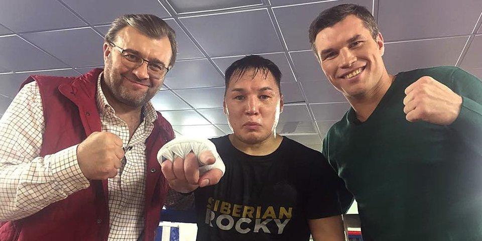 Руслан Проводников против участников «Боя в большом городе»